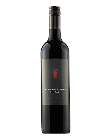 2016 Hard Hill Road Shiraz